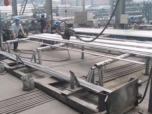 镀锌钢管打包-2