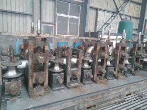 钢管生产线