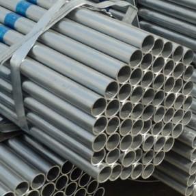 镀锌圆形钢管(白管)