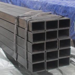焊接矩形钢管(黑管)